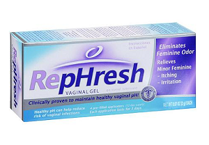 RepHresh Vaginal Gel